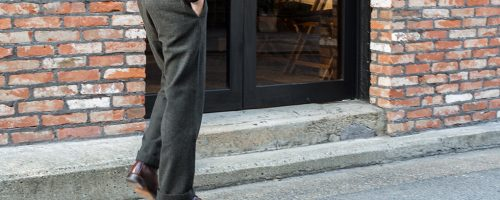 PHIGVEL MAKERS Co. / MIL WOOL TROUSERS