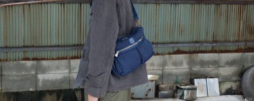 PORTER CLASSIC / SUPER NYLON SHOULDER BAG
