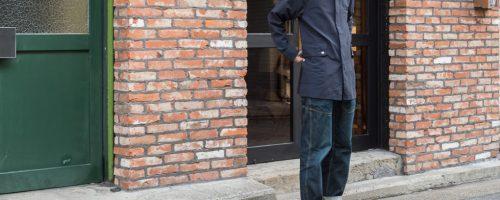 SASSAFRAS / FALL LEAF COAT – 60/40 CLOTH