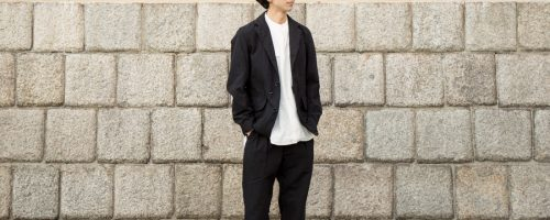 PHIGVEL MAKERS Co. / NORFOLK JACKET & PANAMA 2TUCK TROUSERS
