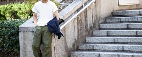 WASEW / PACK TEE – Short Sleeve