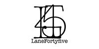 lanefortyfive logo